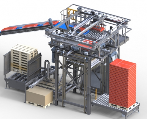 votech Palletiser VPG