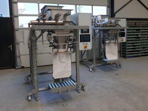 Semi-Automatische vulmachines